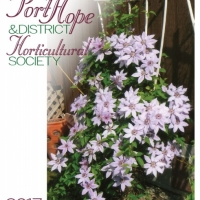 Port Hope & District Horticulture yearbooks