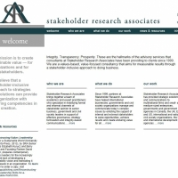 Stakeholder Research